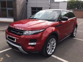 Range Rover Evoque - Dynamic with Luxury pack - Top of the range model
