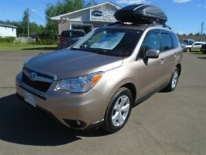 2014 Subaru Forester 2.5i Touring **Package Deal**