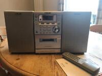 Sony CD, Radio, Cassette Player