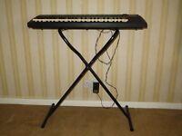 Yamaaha Portatone Electronic Keyboard.
