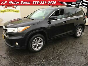 2016 Toyota Highlander LE, Automatic, Leather, Heated Seats, Bac
