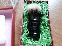 Maseto Shaving 24mm 2 Band Finest Hair Badger Brush