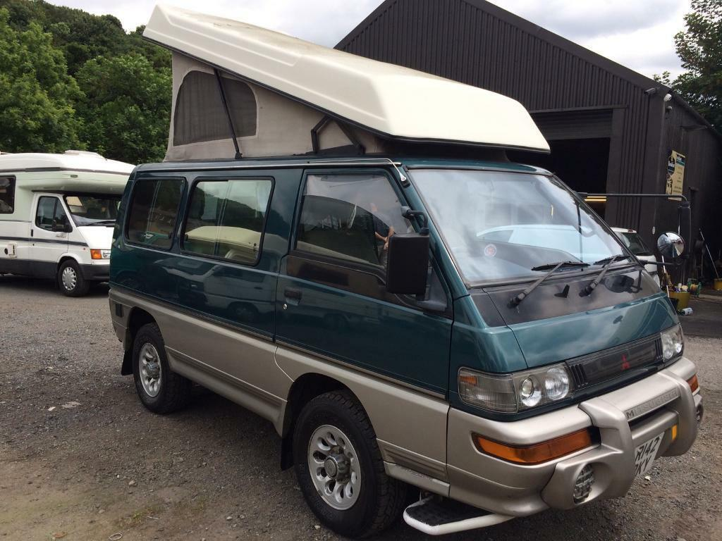1998 mitsubishi delica 4 berth pop top cper 4x4 in brighouse west yorkshire gumtree. Black Bedroom Furniture Sets. Home Design Ideas