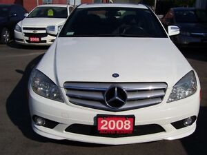 2008 Mercedes-Benz C-Class 2.5L/4 MATIC/BLUETOOTH Kitchener / Waterloo Kitchener Area image 2