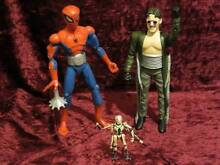 "Spiderman & Doctor Octopus 12"" Action Figures Dianella Stirling Area Preview"