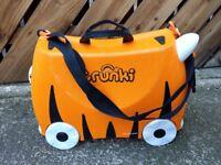 Boys Tiger Trunki Suitcase