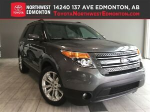 2014 Ford Explorer Limited | Leather | Nav | Dual Sun | H/C Seat
