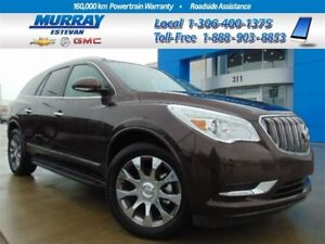 2017 Buick Enclave *Remote start! *Moonroof! *Heated/cooled fron