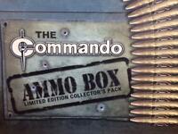 Commando Comics 'Ammo Box' Limited Edition