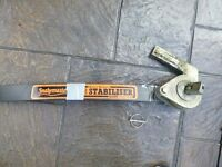 STABILIZER Snakemaster tow sure