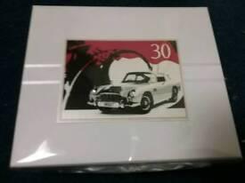 Vintage car 30th memory box