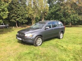 Volvo XC90, very good condition with low miles