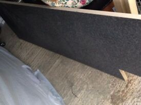 Black Granite Laminate kitchen Worktop