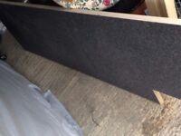 Black Granite Laminate kitchen Worktop