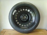 Vauxhall Space Saver Spare Wheel - Can DELIVER