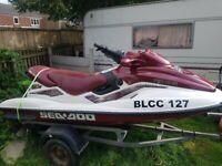 Seadoo gtx | Boats, Kayaks & Jet Skis for Sale - Gumtree
