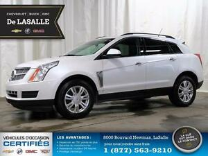 2013 Cadillac SRX Leather Collection 1SB AWD  // 18 PO ALUMINIUM