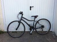 Ladies specialized globe vienna 3 hybrid bike