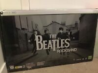 BEATLES ROCKBAND XBOX 360 PRIMIUM BUNDLE LIMITED EDITION