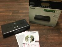 Cannon IP110 PIMXA wireless inkjet printer - Brand new