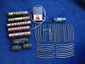 Vintage Triang Model Train set