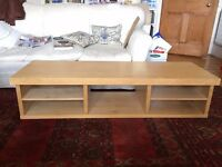 Ikea Oppli TV console table VG used condition, £55 ONO collect from Edinburgh EH10