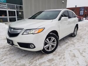 2015 Acura RDX ONE OWNER OFF LEASE LEATHER CAMERA