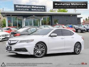 2015 ACURA TLX TECH PKG |NAV|CAMERA|PADDLESHIFT|SKIRT PKG|PHONE