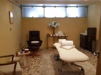 Therapy Room to rent, Edinburgh (Osteopathy, Nutrition, Massage, Counselling etc...)