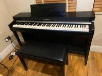 Kawai CN27 upright 88 keys keyboard - perfect condition