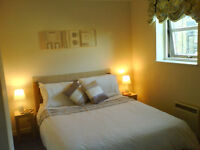 Central 2 bed flat short term, holiday, study, city visits, Christmas, New Year