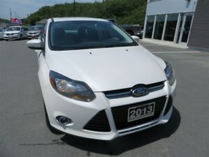 2013 Ford Focus Titanium *Heated Leather *Sunroof *Nav