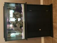Fish tank with stand