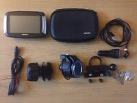 TOMTOM RIDER 410 motorcycle sat-nav only used once