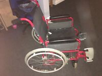 Lomas wheelchair very good condition