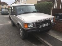 LAND ROVER DISCOVERY 2 TD5 S 1999 OFFROAD 4x4