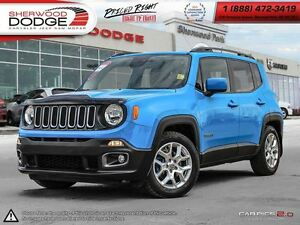 2015 Jeep Renegade LATITUDE|GOLD PLAN EXT WARR|REAR CAM| REMOTE