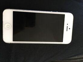 iPhone 5 in decent working condition-EE