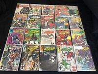 50 Amazing SpiderMan Vol 1 Comics 253 - 297 and Others