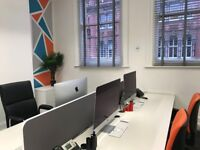 *Flexible Office Space* M3 - Refurbished - Furnished - Prestigious Location Nr Spinningfields
