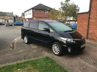 PCO Registered Toyota Estima 7 Seater for Rent @ £250 per week