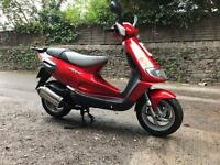 Piaggio skipper 125 2 stroke mint condition very rare scooter