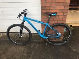 Cannondale trail sl 2 xl frame 29er