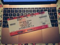 2 x Seated The Weeknd Tickets / Newcastle Upon Tyne / Sat 11th March