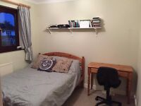 Large double room to let Taunton