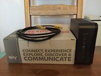 Sky wireless broadband