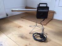 Grenadier electric fire lighter