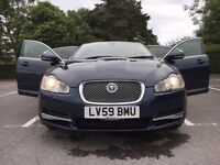 Jaguar XF 3.0 diesel V6, 280bhp, DPF removed, sat nav, reverse camera & more *£500 off this w/end*