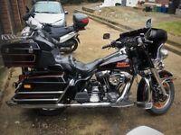 Harley Davidson Electra Glide 1991