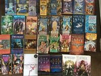 35 FANTASY BOOKS - Mostly Mercedes Lackey, some other authors